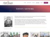 Edith's Artwork By EDITH VOSEFSKI