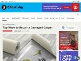 Top Ways to Repair a Damaged Carpet