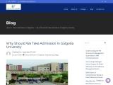 Direct Admission in Galgotias University | Admission in Galgotias University