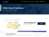 Download CBSE Class 10 Syllabus PDF