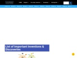 Children's Encyclopedia Invention and Discoverise