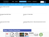 Verbs Exercise For Class 4 – English Grammer