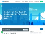 Study In UK And Cost Of Studying In UK For Indian Students