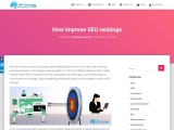 Top Strategy to Improve SEO Rankings
