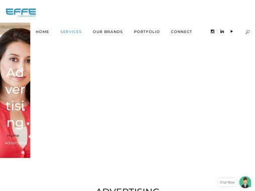 Best Advertising Agency   For Advertising Campaigns   EFFE CONSULTANCY