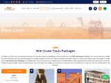 Luxor and Aswan Nile Cruise Packages