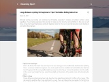 Long distance cycling for beginners: Tips That Make Riding More Fun