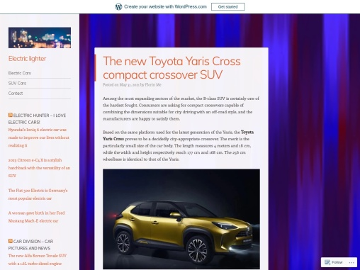 The new Toyota Yaris Cross with 18-inch alloy wheels