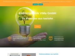 Elektrotechnik ViMa GmbH
