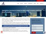 Liquidator company in United Arab Emirates