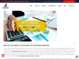NEED OUTSOURCE ACCOUNTING SERVICES