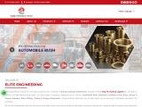King Pin Bushing, Bell Crank Bush, Manufacturer, France
