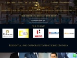 Best Residential & Corporate Staffing Services In India   Elite Butlers