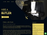 Hire A Butler In Mumbai, Delhi & India   Elite Butlers