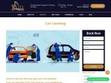 Premium Car Wash At Home & Car Detailing Services in Karachi