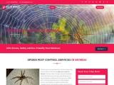 Sprider Pest Control in Mumbai