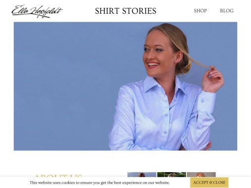 Shirt Stories: Classic Style Blog for Women
