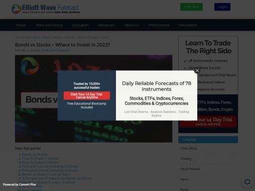 Bonds vs Stocks – Where to Invest in 2021?