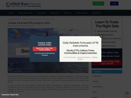 10 Best Oil & Gas ETFs to Buy in 2021