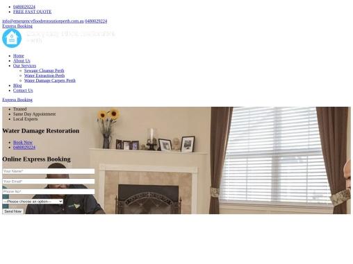 Emergency flood restoration Perth offer reliable and affordable flood damage restoration services.