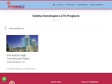 Sobha Developers ATS Residential Projects   Properties in Gurgaon