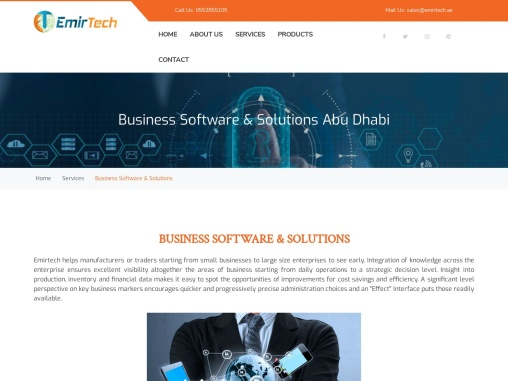 Best business management software for large and small business.