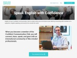 Speaking English with confidence is easy at English Arrow