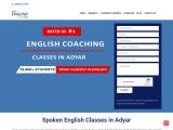 Spoken English Classes in Adyar