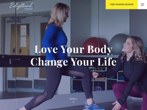 Enlightened Fitness | Private Personal Training for Women