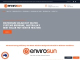 Envirosun Solar Hot Water Systems Brisbane