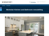 Montclair Kitchen and Bathroom remodeling