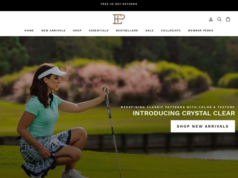 EPNY Golf screenshot