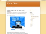 How To Choose The Right Epos System For Your Business?