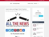 Saudi-Arabia and Egypt False Prophets