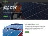Solar in Deltona Florida ERE Power