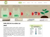 Environmental Testing & Consultancy | UN Certificate