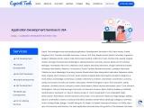 Application Development services company | Web & Mobile apps – Espirit