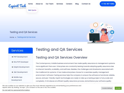 Software testing services   software testing company