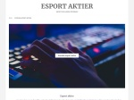 Esport aktier