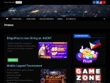 Promo  On Esports and E–Games  Esport Philippines