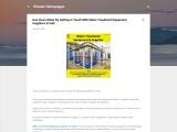 Used Water Treatment Equipment in Abu Dhabi | Water Treatment Equipment Suppliers in UAE