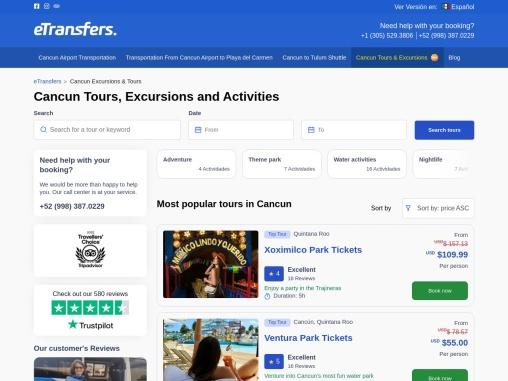 Cancun Private Tours | Best Private Tours in Cancun