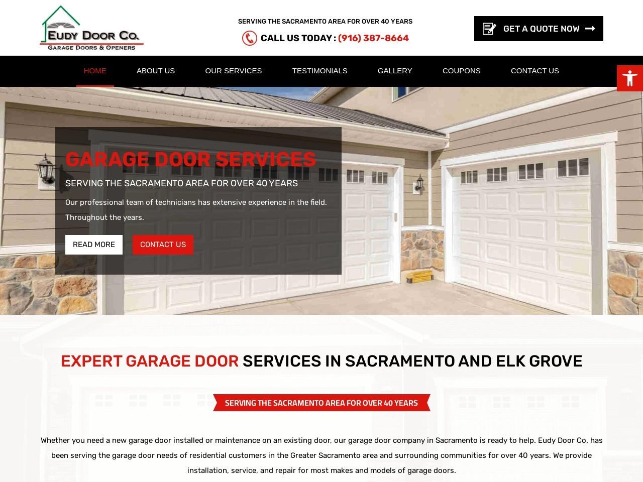Sacramento's No. 1 Garage Door Repair Company