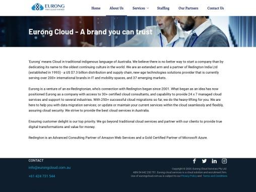 Cloud Migration   Cloud Security   Cloud Services Australia