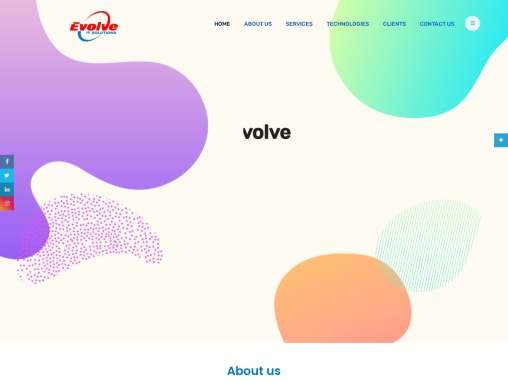 Evolve IT Solutions | Web Consulting | Software Development