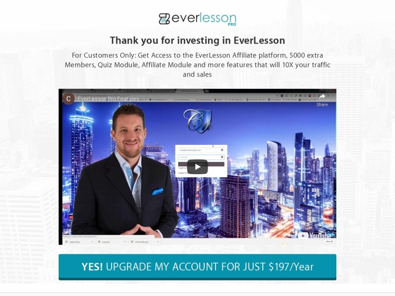 Everlesson Pro Coupons and Discounts April 2021 screenshot