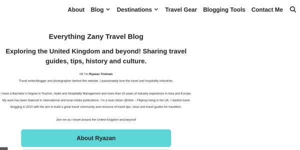 Everything Zany – Photography, Dual Citizen Lifestyle and Travel blog