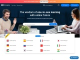 Learn languages and subjects online. Start with a free lesson today