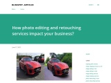 How photo editing and retouching services impact your business