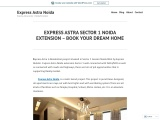 EXPRESS ASTRA SECTOR 1 NOIDA EXTENSION – BOOK YOUR DREAM HOME